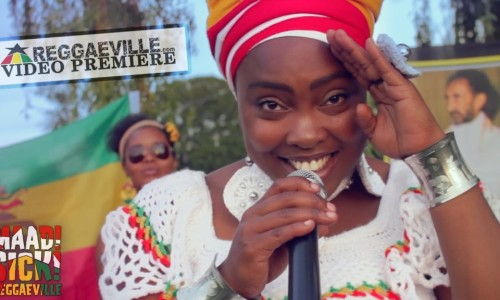 Askala Selassie – Warrior Empress [Official Video 2015]