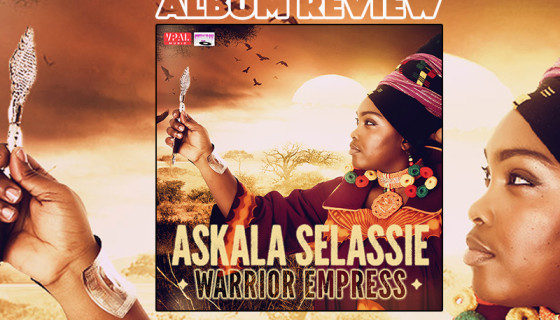 ALBUM REVIEW: ASKALA SELASSIE – WARRIOR EMPRESS